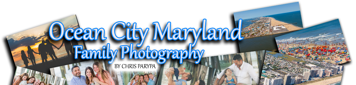 Ocean City Maryland Photographer family beach pictures portraits